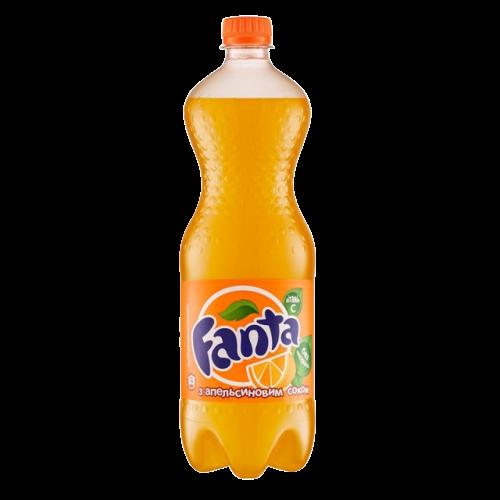 Напій Fanta 2 л
